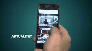 A1 Report - Shkarko falas app ne iOS dhe Android