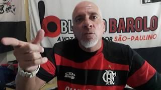 LUTO PELOS MENINOS DO FLAMENGO E VERGONHA PELO SÃO PAULO