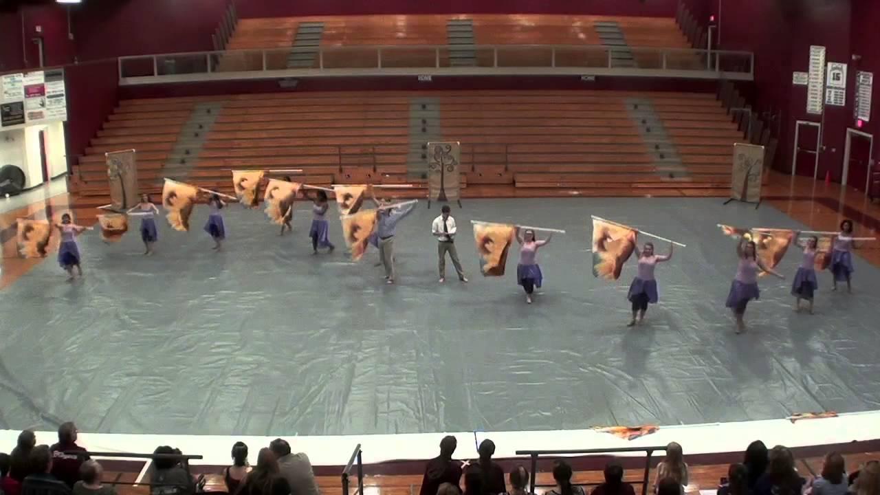 Collierville High School Band Collierville High School Guard