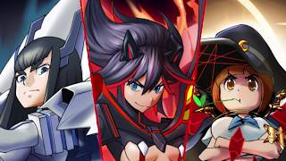 Grand Summoners Includes Heroines of KILL la KILL Anime for a Limited Time