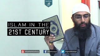 Islam in the 21st century – Waseem Razvi