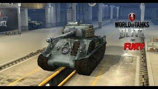 Fury - World of Tanks Blitz