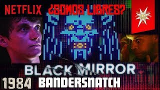 Black Mirror: Bandersnatch explicada