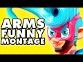 ARMS Funny Moments Montage mp3