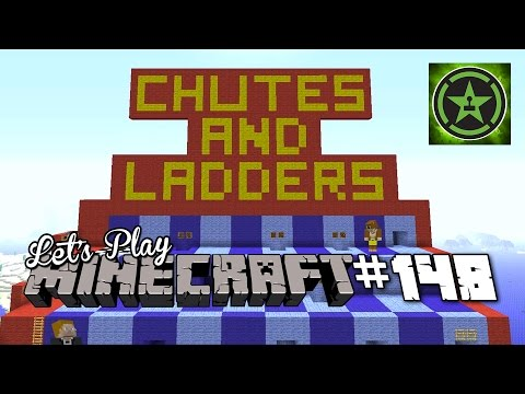 Let's Play Minecraft: Ep. 148 - Chutes and Ladders
