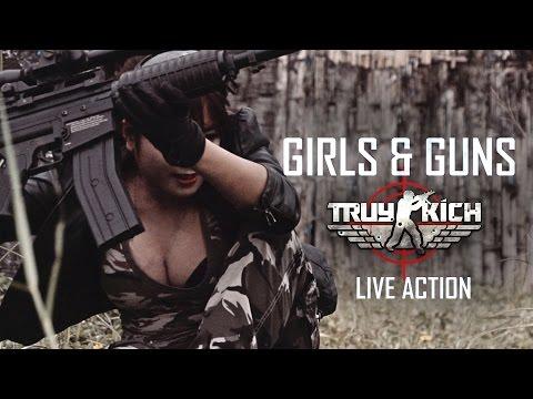 Girl and Guns - Phim hành động Việt Nam