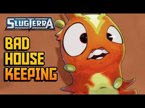 Slugterra Slugisode - Bad Housekeeping
