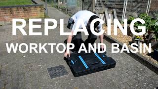(14.1 MB) Replacing Bathroom Worktop and Basin Mp3