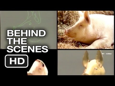 Babe Behind The Scenes - Making Animals Talk (1995) - James Cromwell Movie