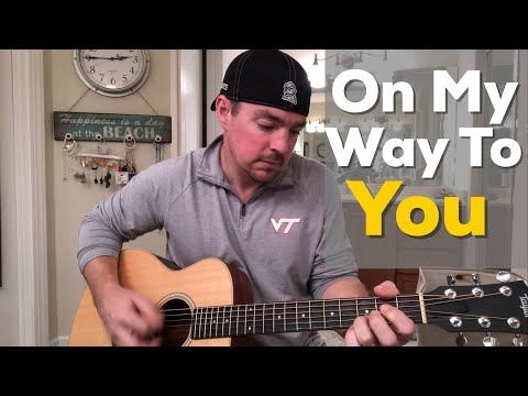 Download Lagu  On My Way To You | Cody Johnson | Beginner Guitar Lesson Mp3 Free