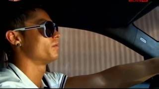 Cristiano Ronaldo at very young age dancing and playing