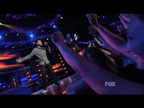 David Archuleta - Hero feat. David Cook (live)