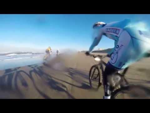 MTB Beachrace Noordwijk IJmuiden Noordwijk 2014