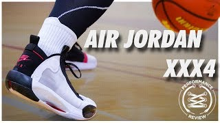 Air Jordan 34 Performance Review