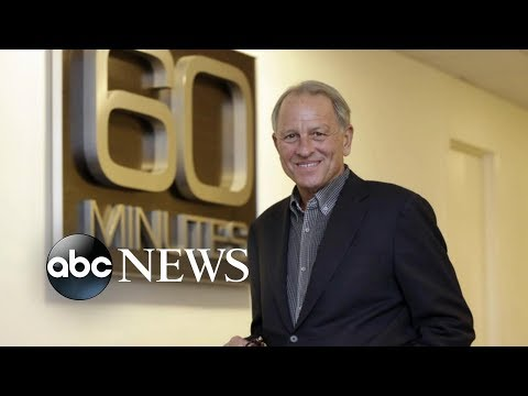 '60 Minutes' boss reportedly fired for text sent to reporter