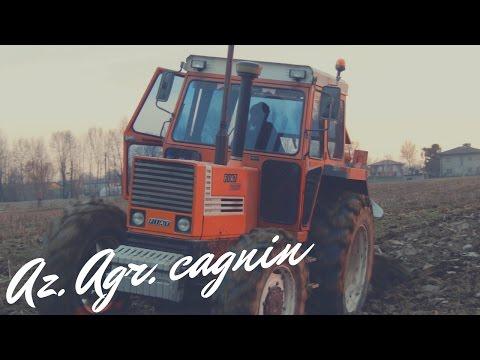 Spargimento letame ed aratura 2017 | Az. Agr. Cagnin