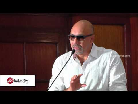 Sathyaraj at Poojai Press Meet