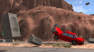 BeamNG.drive - The Bridge Connundrum: A BeamNG Story