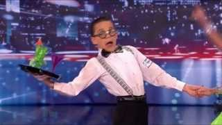 America's Got Talent 2013 Season 8 Week 2 Auditions -  Ruby and Jonas / D'Angelo and Amanda