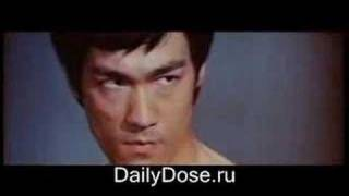 Bruce Lee - most powerful fight
