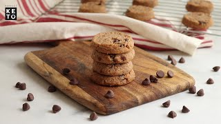Best Chocolate Chip Keto Cookies Recipe