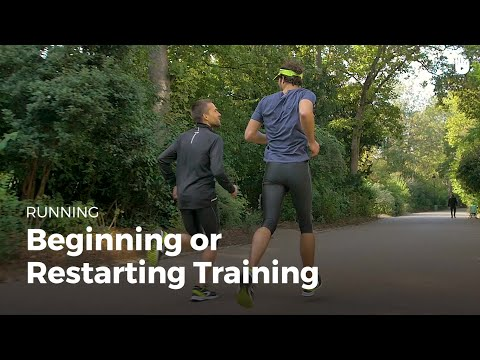 Starting or Returning to Running Training | Running