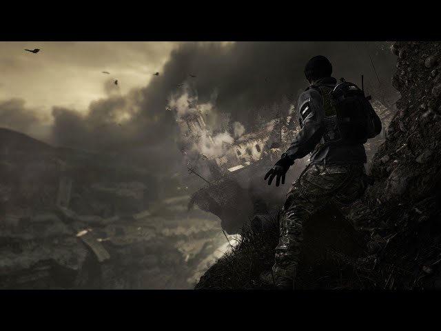 Новые скриншоты Call of Duty: Ghosts и геймплейный трейлер