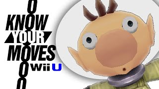 Olimar: METHODICAL KILLER! - Know Your Moves! (Smash Bros.)