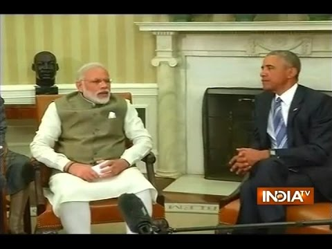Modi USA Visit 2016: Watch India-US Joint Statement, Modi Met Obama at White House