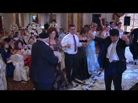 Albanian Wedding: Madrit & Ajshe Valle 2