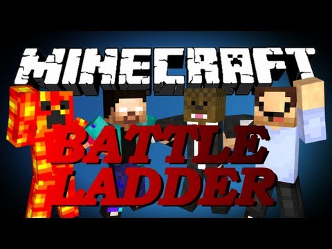 BRAND NEW Minecraft Battle Ladder Minigame