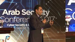 ASC2017 - What are the challenges facing the Ministry of Interior in Cyber Crime? - Dr. Hossam Nabil
