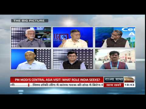 The Big Picture - PM Modi's Central Asia visit: What role India seeks?