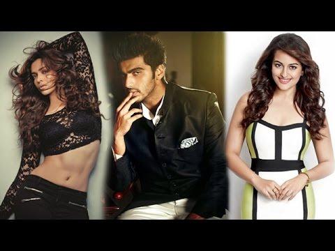 Ranveer Singh, Arjun Kapoor,Deepika Padukone, Sonakshi Sinha and Karan Johar's  wicked humour
