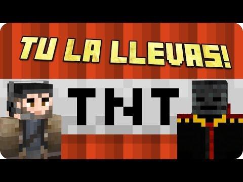 Minecraft - ¡Tu la llevas! Con ElRichMC