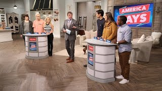 "Kellie & Ben Play ""America Says"" with Host John Michael Higgins - Pickler & Ben"