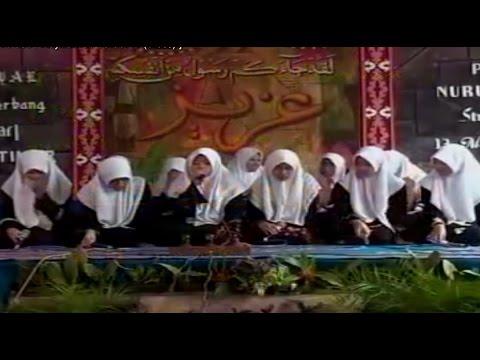 Waww !!! Suara Merdu = Al Banjari   Sholatun Bissalamil Mubin Terbaru 2016