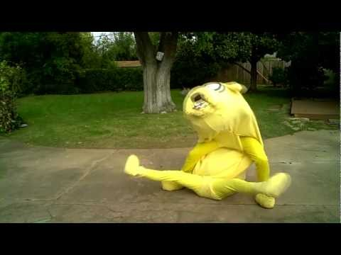 Thumbnail of video Dancing Jake from Adventure Time