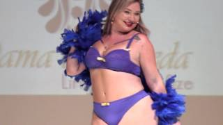 DAMA DE SEDA - Desfile Fashion Weekend Plus Size - Inverno 2016