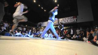Break Free 2011 Finals – Bboy El Nino & Bboy Thesis vs Battle Born
