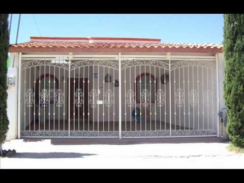 Barandales herreria olimpic youtube for Disenos de casas chicas