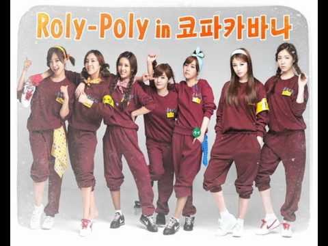 T-ara - Roly Poly In Copacabana (audio Hq) video