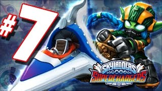 Skylanders Superchargers Wii U - Part 7 MoneyBones BOSS