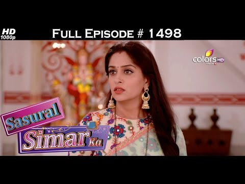 Sasural Simar Ka - 9th May 2016 - ससुराल सिमर का - Full Episode (HD) thumbnail