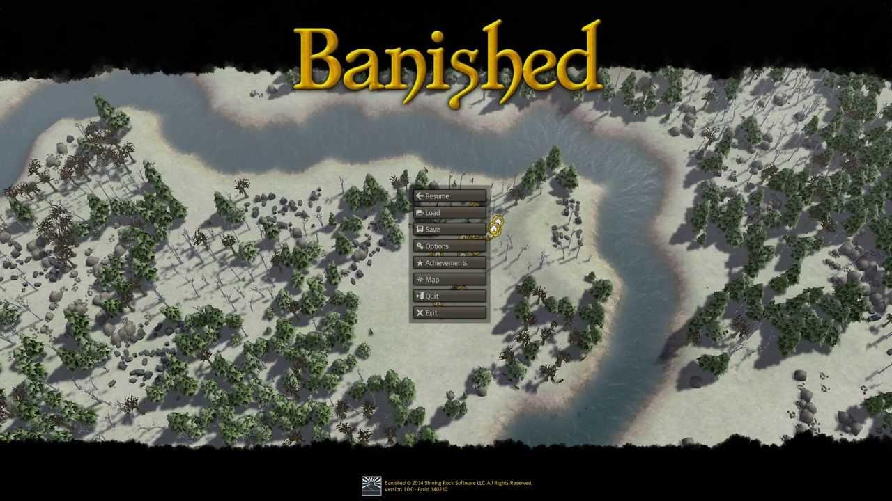 Banished Map Seed Large Flat Banished Good Seed With Flat