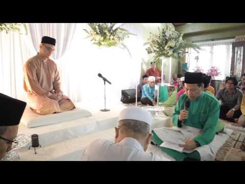 Khutbah Nikah Saiful & Aisya
