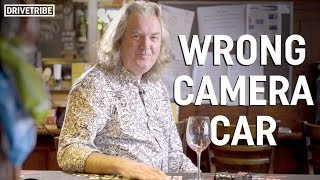 James May explains how he got lost while filming Top Gear