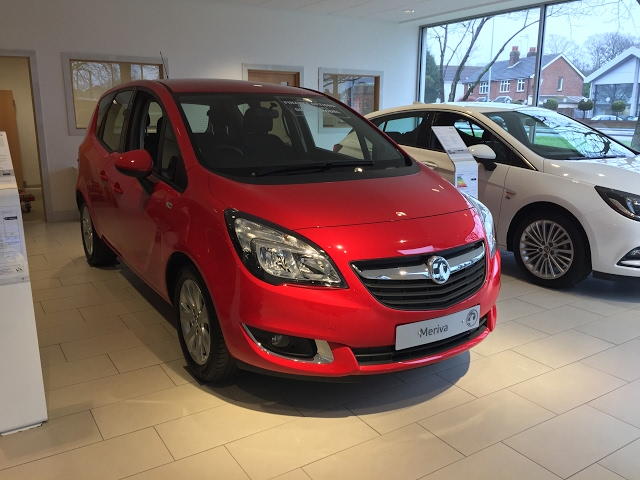 2017 Vauxhall Meriva - Exterior and Interior Review