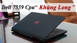 Dell Inspiron 7559 Core i7 - 4K GTX 960M tại Hà Nội Lab Giá Bán và Check chính hãng