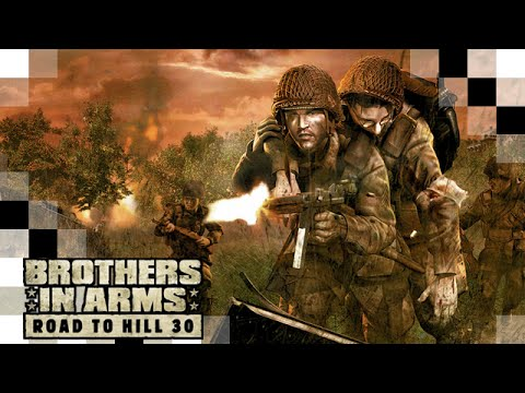 Brothers in Arms Road to Hill 30 - Os 30 minutos iniciais do game